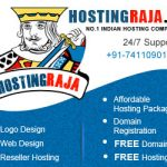 Hosting raja