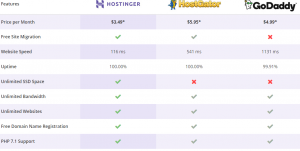 Hostinger review and hostinger hosting