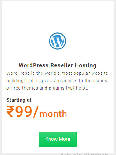 Hapih Host best wordpress reseller hosting
